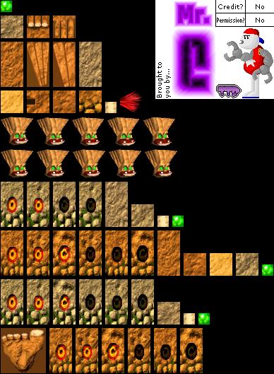 Nintendo 64 - Banjo-Tooie - Targitzan - The Textures Resource