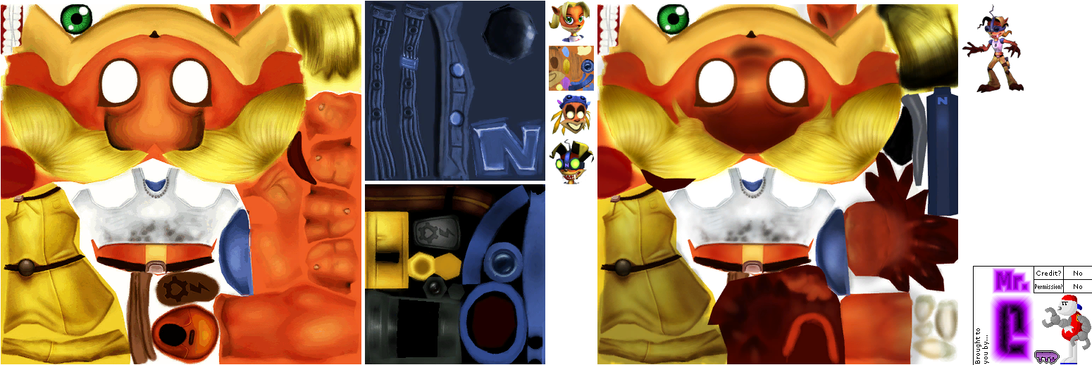 Wii Crash Mind Over Mutant Coco Bandicoot The Textures Resource