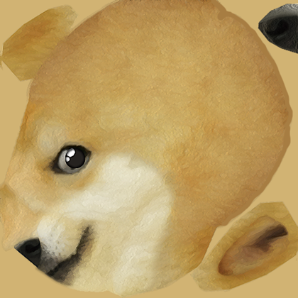 Pc Computer Roblox Doge The Textures Resource