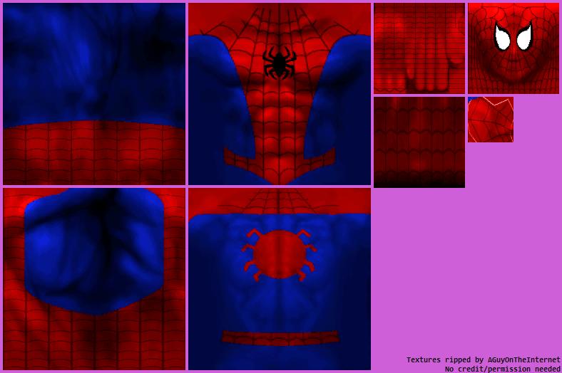 PC / Computer - Spider-Man - Spider-Man - The Textures Resource