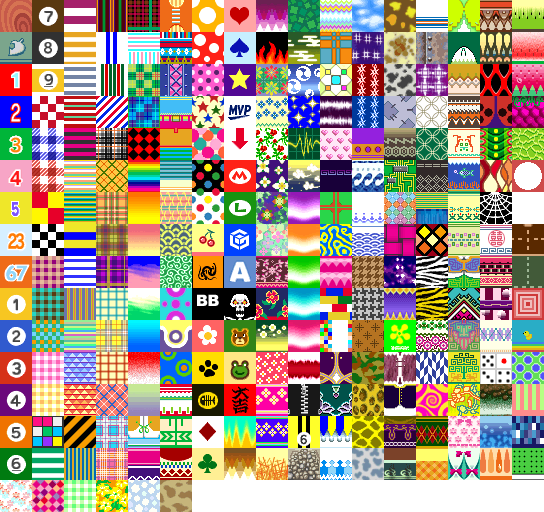 GameCube - Animal Crossing - Clothes - The Textures Resource