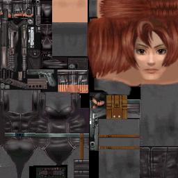 PlayStation - Dino Crisis - Regina (Regular Outfit) - The
