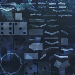 Pc Computer Roblox Bluesteel Domino Crown The Textures Resource