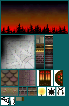 Ds Dsi Mario Kart Ds Twilight House The Textures Resource