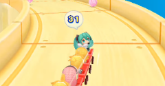 Hatsune Miku Amiguru Train