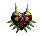 Majora's Mask Trophy