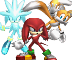 Ingame Sonic Characters
