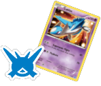 XY Trainer Kit: Latias & Latios (Latios Half Deck)