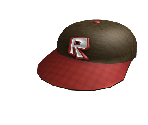 Red Roblox Cap