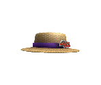 Cheestrings Straw Hat