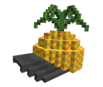 8-Bit Pineapple Hat