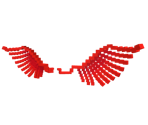 Red 8-Bit Wings