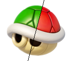 Green / Red Shell
