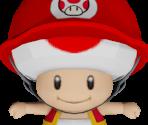Toad (Construction Worker, NSMBU)