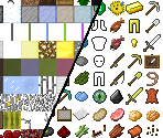 Blocks & Items (1.8)