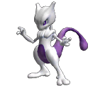 Mewtwo (Classic) Trophy