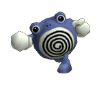 Poliwhirl Trophy
