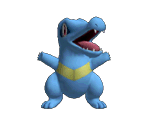 Totodile Trophy