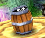 Mr. Barrel