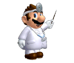 Dr. Mario (Classic) Trophy