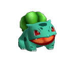 Bulbasaur Trophy