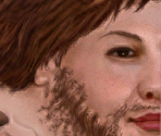Paris the Bearded Woman