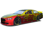 #22 Shell Pennzoil Ford