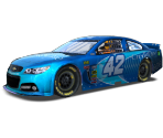 #42 Credit One Bank Chevrolet