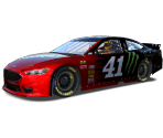 #41 Haas Automation/Monster Energy Ford