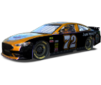 #72 Florida Lottery Ford