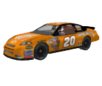 #20 The Home Depot Chevrolet
