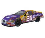 #26 Crown Royal Ford
