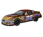 #88 Snickers Ford