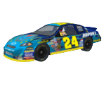#24 DuPont/Department of Defense Chevrolet