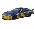 #26 Irwin Tools Ford