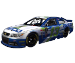 #13 Casey Mears
