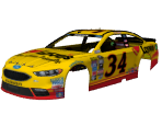 #34 Chris Buescher