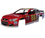 #88 Dale Earnhardt Jr. (TaxSlayer)