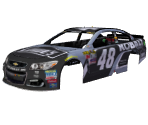 #48 Jimmie Johnson (Kobalt Tools)