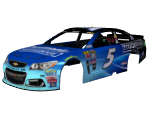 #5 Kasey Kahne (Panasonic Toughbook)