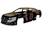 #13 Casey Mears (GEICO Throwback)