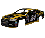 #24 Chase Elliott (NAPA Throwback)