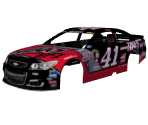 #41 Kurt Busch (Haas VF1 Throwback)