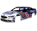 #6 Trevor Bayne (Advocare Throwback)