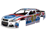 #47 A.J. Allmendinger (Kroger Throwback)