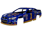 #1 Jamie McMurray (Mac Tonight Throwback)