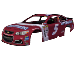 #5 Kasey Kahne (LiftMaster Throwback)