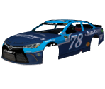 #78 Martin Truex Jr. (Auto-Owners Insurance Throwback)