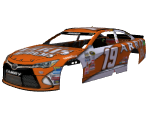#19 Carl Edwards (ARRIS Throwback)