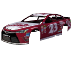 #23 David Ragan (Dr Pepper Throwback)